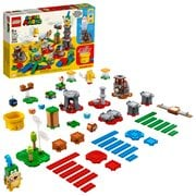 LEGO 71380 Super Mario Master Your Adventure Maker Set