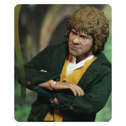 Lord of the Rings Merry Slim Series 1:6 Scale Action Figure
