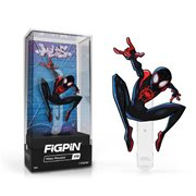 Spider-Man: Into the Spider-Verse Miles Morales FiGPiN Enamel Pin