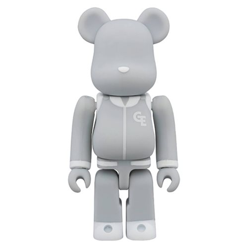Goodenough Classics 100% Gray Bearbrick Figure