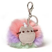 Pusheen the Cat Pusheenicorn Deluxe Pom Key Chain