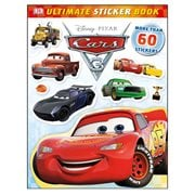 Disney Pixar Cars 3: Ultimate Sticker Book