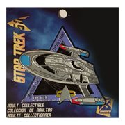 Star Trek Captains Yacht Cousteau Pin