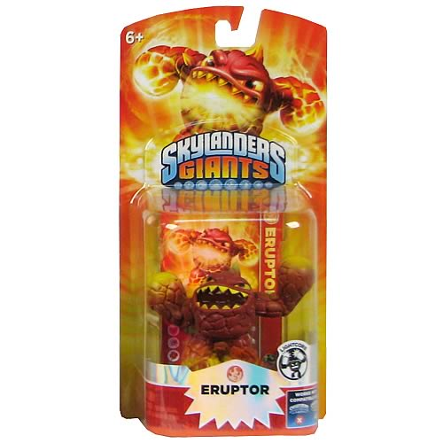 Skylanders: Giants Eruptor Light Core Character Mini-Figure