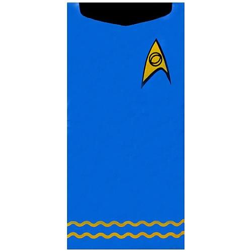 2474198c93 Star Trek Spock Blue Beach Towel - Entertainment Earth