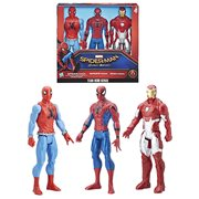 Spider-Man Homecoming Titan Hero Series 12-Inch Action Figure 3-Pack