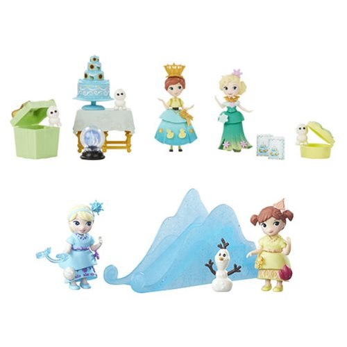 Frozen Small Doll Story Packs Wave 2 Case