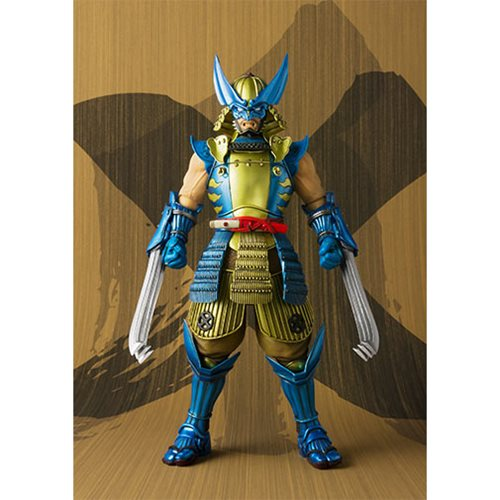 Marvel Muhomono Wolverine Meisho Movie Realization Action Figure