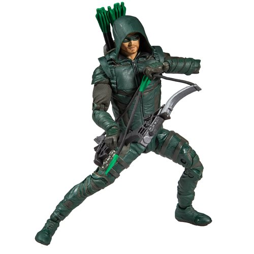 DC Comics Wave 1 Green Arrow TV Series 7-Inch Action Figure