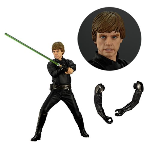 Star Wars: Return of the Jedi Luke Skywalker ArtFX+ Statue