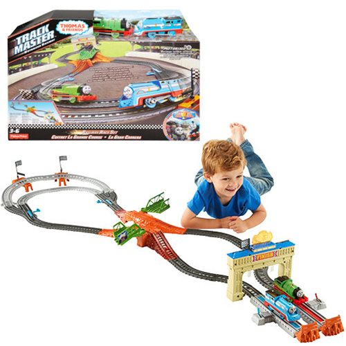 Thomas & Friends Track Master Railway Race Set