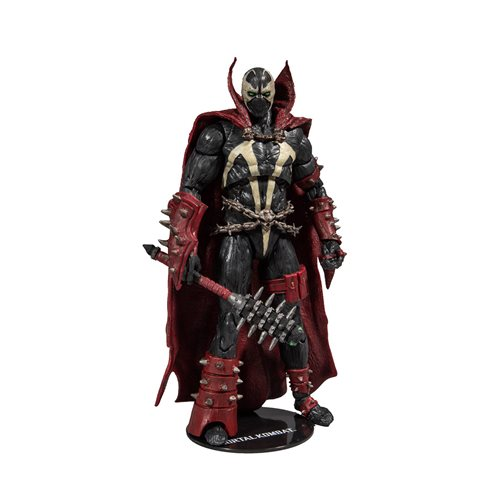 Mortal Kombat Series 2 Spawn with Mace 7-Inch Action Figure