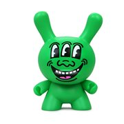 Kidrobot x Keith Haring Three Eyed Monster 8-Inch Masterpiece Dunny Vinyl Figure