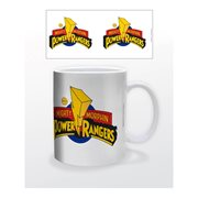 Mighty Morphin Power Rangers Logo 11 oz. Mug