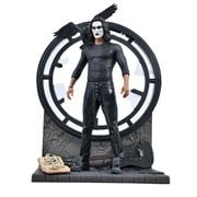 The Crow Movie Gallery Statue