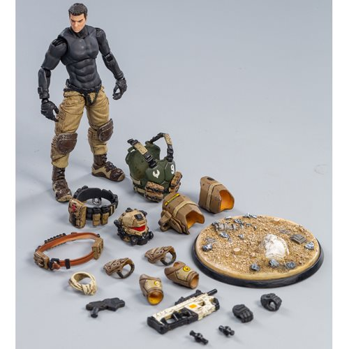 Joy Toy 09ST Legion Mecha Cavalry Commander 1:18 Scale Action Figure