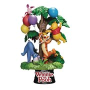 Winnie the Pooh with Friends D-Stage DS-053 6-Inch Statue
