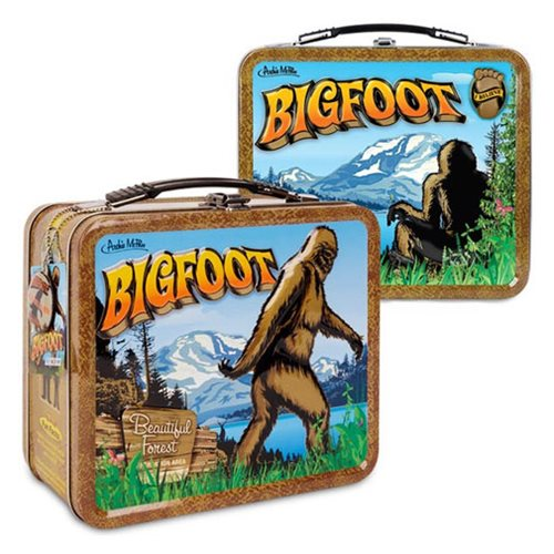 Bigfoot Tin Tote