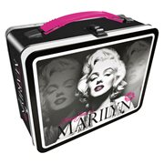 Marilyn Monroe Black-and-White Gen 2 Fun Box Tin Tote