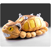 My Neighbor Totoro Neko Cat Bus 12-Inch Plush