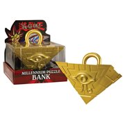 Yu-Gi-Oh! Millennium Puzzle Collector's Coin Bank