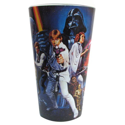 Star Wars A New Hope 16 oz. Pint Glass