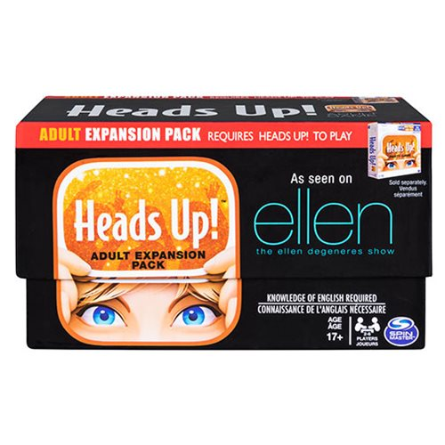 Heads Up! Adult Expansion Pack