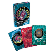 Grateful Dead Tie-Dye Playing Cards