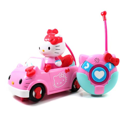 Hello Kitty RC Car