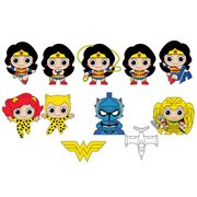 Wonder Woman Classic Figural Bag Clip Display Case