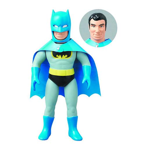 Batman DC Hero Sofubi Batman Soft Vinyl Action Figure