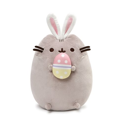 Pusheen the Cat Pusheen Easter Bunny 10-Inch Plush
