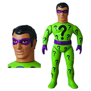 Batman DC Hero Riddler Sofubi Vinyl Figure - Previews Exclusive