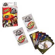 Jurassic World: Fallen Kingdom Uno Card Game