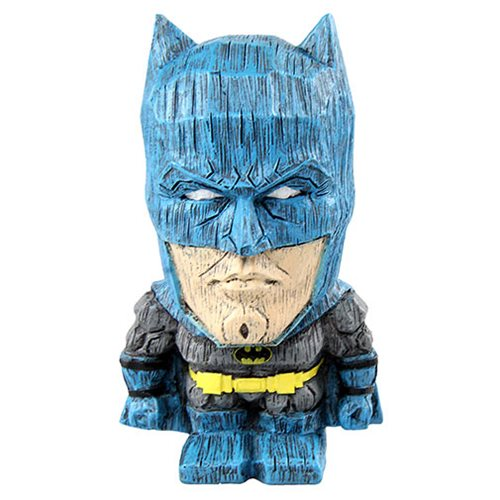 Justice League Batman Blue and Gray Eekeez Mini-Figure