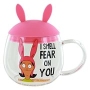 Bob's Burgers Louise Glass Mug