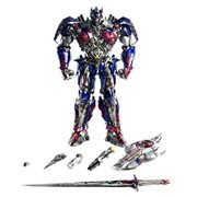 Transformers: The Last Knight Optimus Prime Premium 1:6 Scale Action Figure