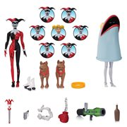 Batman: The Animated Series Harley Quinn Action Figure with Expressions Pack
