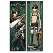 Attack on Titan Season 2 Eren Body Pillow