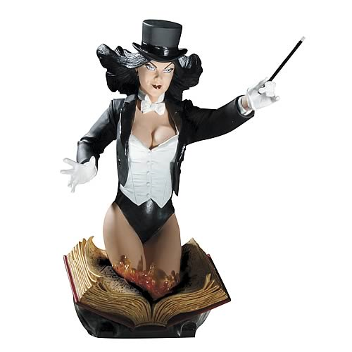 Women of the DC Universe Series 3 Zatanna Bust