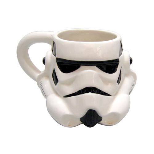 Star Wars Stormtrooper Sculpted Ceramic Mug