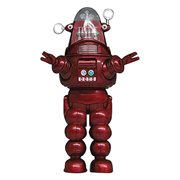 Forbidden Planet Robby the Robot Red Soft Vinyl Figure - Previews Exclusive