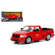 Fast and the Furious Brian's Ford F-150 SVT Lightning 1:24 Scale Die-Cast Metal Vehicle
