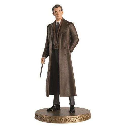 Harry Potter Wizarding World Collection Theseus Scamandar Figure with Collector Magazine