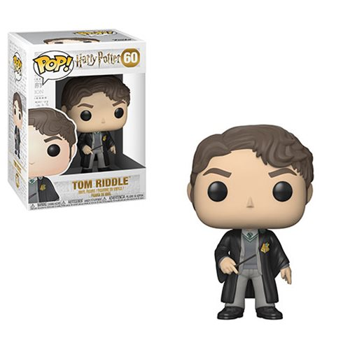 Harry Potter Tom Riddle Pop! Vinyl Figure #60, Not Mint