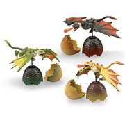 Game Of Thrones Mega Construx Dragon Egg Case