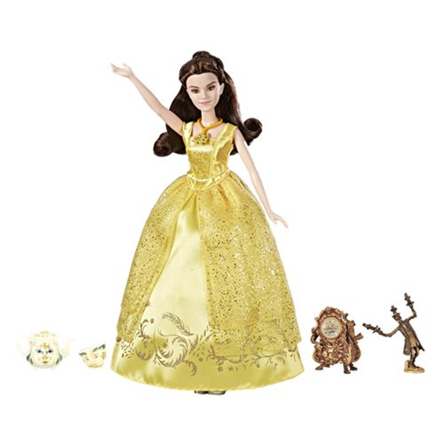 Beauty and the Beast Deluxe Castle Friends