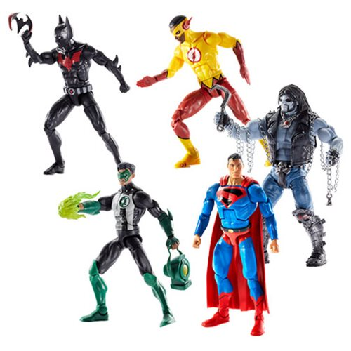 DC Comics Multiverse 6-Inch Action Figure Wave 10 Case