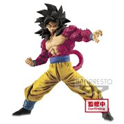 DB GT The Super Saiyan 4 Son Goku Full Scratch Statue