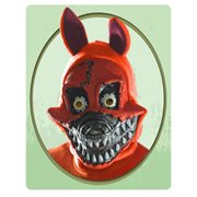 Five Nights at Freddy's Nightmare Foxy 3/4 Adult Mask